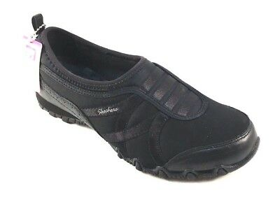 Details about NEW! Womens Skechers 49254 Relaxed Fit Air Cooled Memory Foam Slip On Black S39
