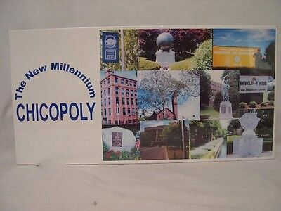 The New Millennium **chicopoly** Custom Board Game~~ Produced For Menards  2002