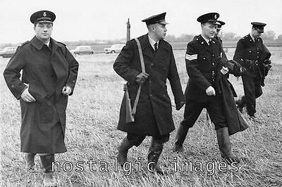Armed Police Searching For Triple Murderer Harry Roberts 1966