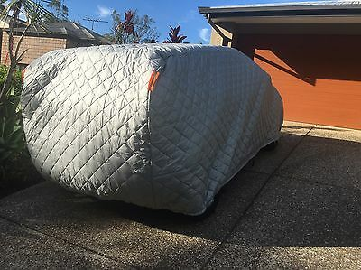 Car Hail protection Cover