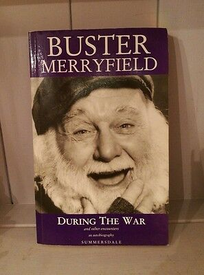 Buster Merryfield, Uncle Albert - Signed Book - BBC Only Fools and Horses OFAH