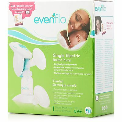 Evenflo Single Electric Breast Pump