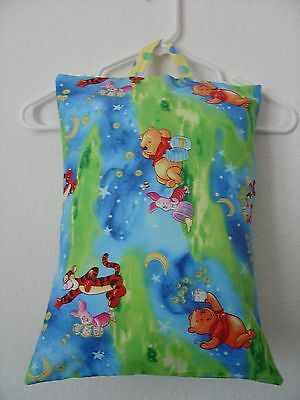 Handmade Winnie The Pooh Toddler Baby Daycare Naptime Travel Pillow Cover