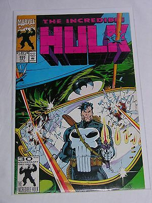 Marvel Comics The INCREDIBLE HULK Issue #395 NM