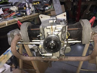Vw Mosler 1/2 experimental aircraft engine