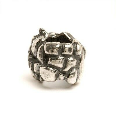"""Trollbeads GENUINE SSilver 925S LAA NEW! RARE!! """"FOUR ELEMENTS"""" BEAD - 50% OFF"""