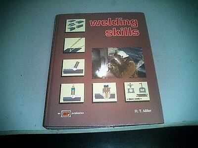 """""""welding skills"""" and """"blueprint reading for WELDERS; 5th edition"""" ...2 books"""