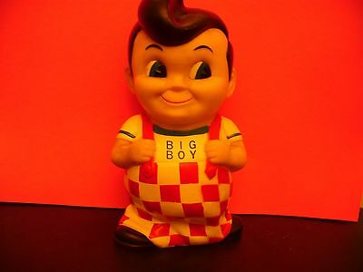 Bobs Big Boy 2001 Rare Bob Figure Doll * Only Owner - Mint