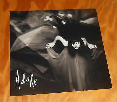 Smashing Pumpkins Adore Poster 2-Sided Flat Square 1998 Promo 12x12