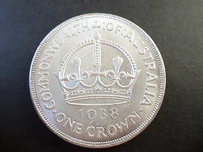 1938 Australian Crown /Token
