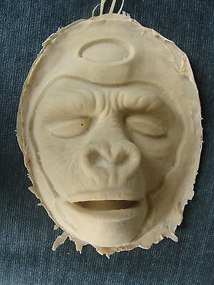 latex rubber pulll PLANET OF THE APES gorilla appliance cast from original mold