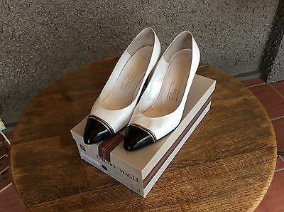 bruno magli women's leather shoes size 7 1/2
