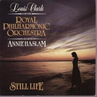 """LOUIS CLARK AND THE ROYAL PHILHARMONIC ORCHESTRA FEATUR Still Life 7"""" VINYL UK"""