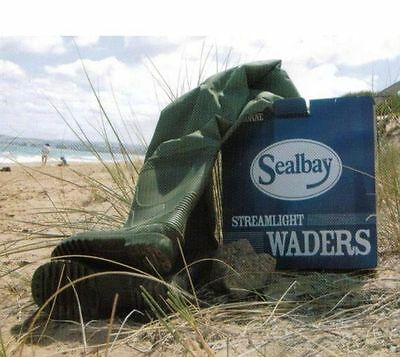 SealBay Waders Brand New (Various Sizes)