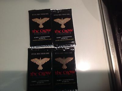 The Crow city of angels unopened pack