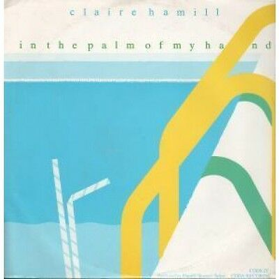 """CLAIRE HAMILL In The Palm Of My Hand 12"""" VINYL UK Coda 1983 2 Track B/W Jump"""