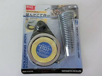 NEW!! goot Soldering bit stand ST-11 Made in JAPAN