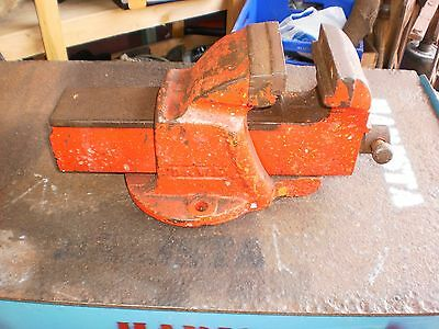 "Vintage DAWN 3 1/2"" Bench Vice quality  CAN POST"