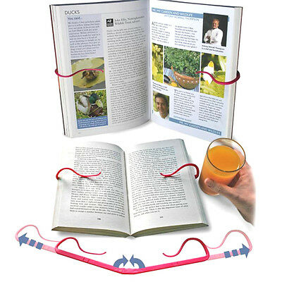 Reading Book Holder Bookmarks Book Stand Atril Para Ibros Organize Reader Tools