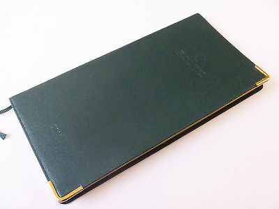 Vintage ROLEX 2004 Diary Notepad Notebook Case - VERY RARE!