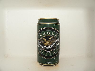 Eagle Bitter Empty Beer Can