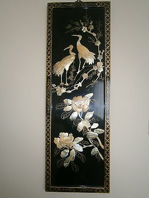 Mother Of Pearl  Wall Hanger