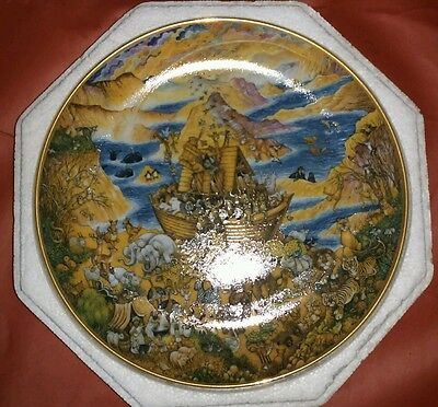 Franklin Mint Limited Edition Plate 'Two By Two'