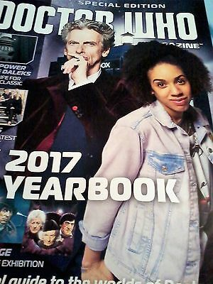 Doctor Who Special Edition Magazine - The 2017 Yearbook Year Book Bookazine