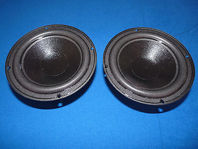 "Klipsch 6.5"" Speaker Woofer  D-0206018-065W. One Driver. Solid Punching Bass."