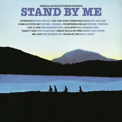 Stand By Me - Soundtrack 180g vinyl LP NEW/SEALED
