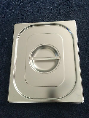 Stainless Steel 1/2 Gastronorm Lid For Gastro Pan/tray