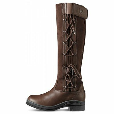 Ariat Grasmere H20 Ladies Country Riding Boots Chocolate - RRP £269.99 - *SALE*