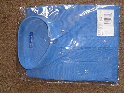 Stagecoach Bus Long Sleeve Shirt 17inch neck