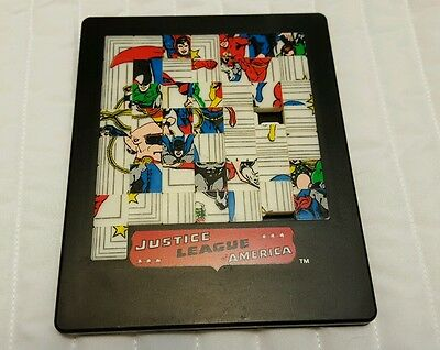 Justice League of America Small Vintage Puzzle