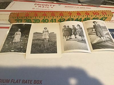 World War 2 Women's Army Corps Picture Lot WAC 1943