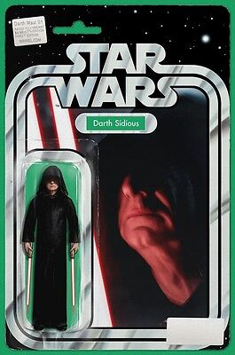 Darth Maul #1 Action Figure Variant - Jtc Exclusive - Marvel Star Wars