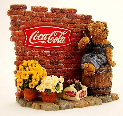 Very Rare 2004 Cracker Barrel Exclusive Coca Cola Boyd F. Thirstin 2277956Cb