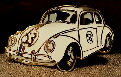 Disney Herbie The Love Bug Pin 2005 Good condition