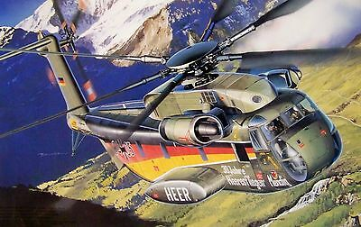 CH-53G Super Stallion Helicopter LARGE BOX Fujimi
