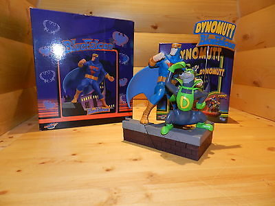 Hanna Barbera Dynomutt & The Blue Falcon Maquette Set Toynami 2003