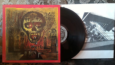 Slayer -  Seasons In The Abbys -  Lp -  Def American Records 1990