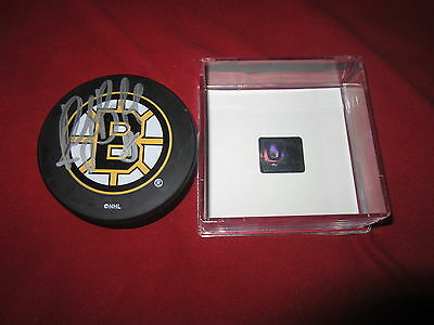 Ray Bourque Signed Boston Bruins  Coa Holo Autographed Signed