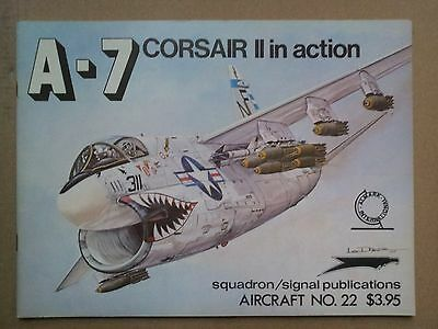 Squadron Signal in action A-7 Corsair II