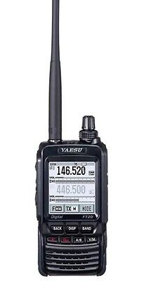 Yaesu FT-2DR 144/430 Mhz Digital/Analog Transceiver - Authorized Yaesu Dealer