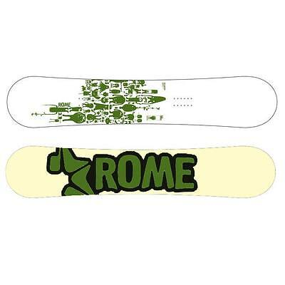 Rome Solution Snowboard 158cm – Perfect Condition – 10/10