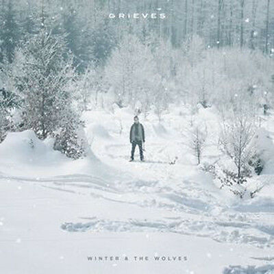 Grieves – Winter & The Wolves 2 x LP NEW Sealed Rhymesayers Color Vinyl