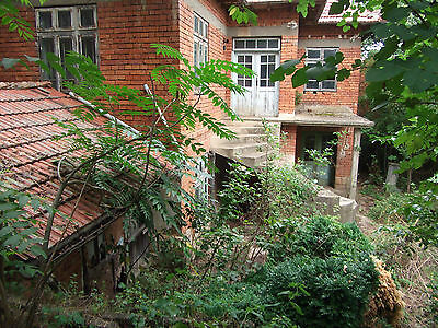 Massive Property With 2 Houses For Sale In Rural Bulgaria Solid Brick Built