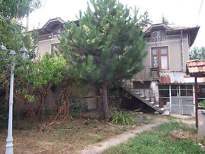 Property For Sale In Rural Bulgaria Solid Brick Built House Large Outbuildings