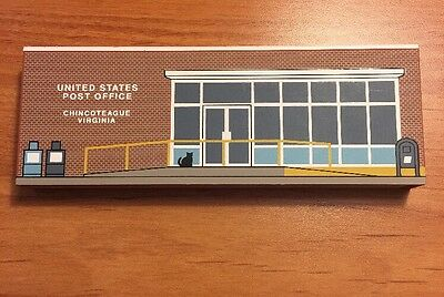 1998 The Cat's Meow Chincoteague Post Office Virginia Series #19