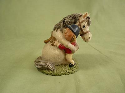 "John Beswick Thelwell Model Sculpture ""I Forgive You"""